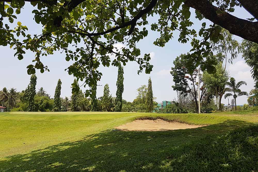 The Myanmar Golf Club