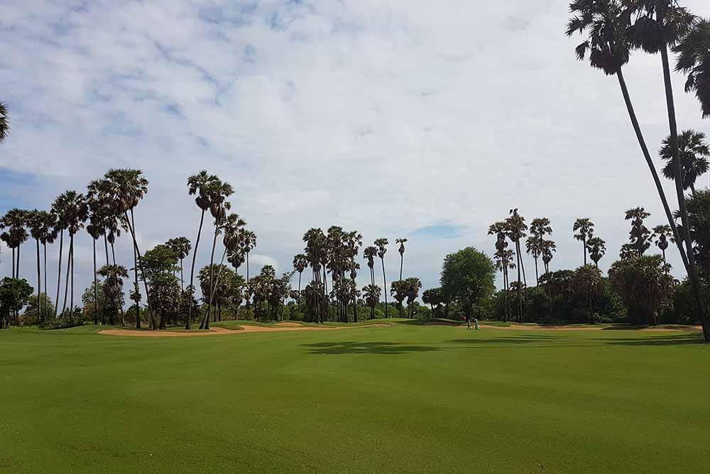 The Angkor Golf Resort