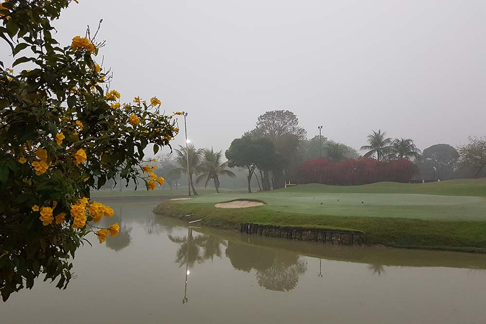 The Kurmitola Golf Club