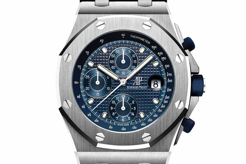 The 2018 re-edition of 1993 Audemars Piguet Royal Oak Offshore