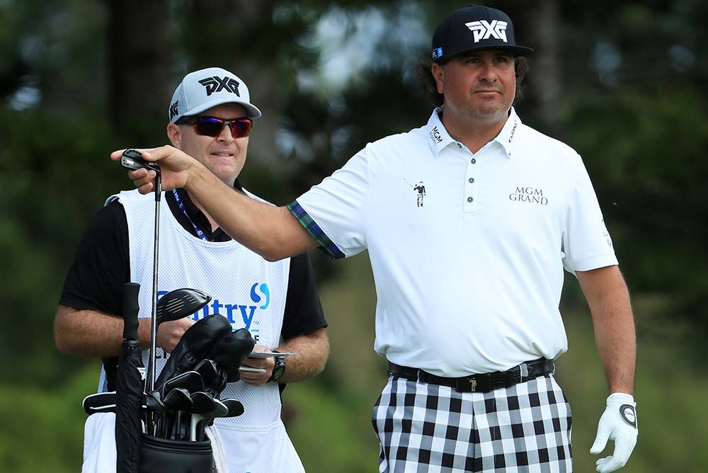 Pat Perez and Mike Hartford became the longest-running exclusive player-caddie partnership in the game