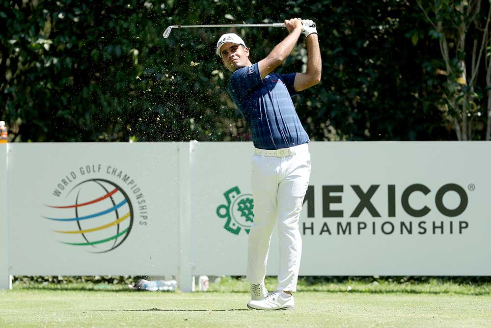 Shubhankar Sharma held the 36-hole, and 54-hole lead before finishing tied ninth announced his arrival on one of the game's the biggest stage at the WGC-Mexico Championship