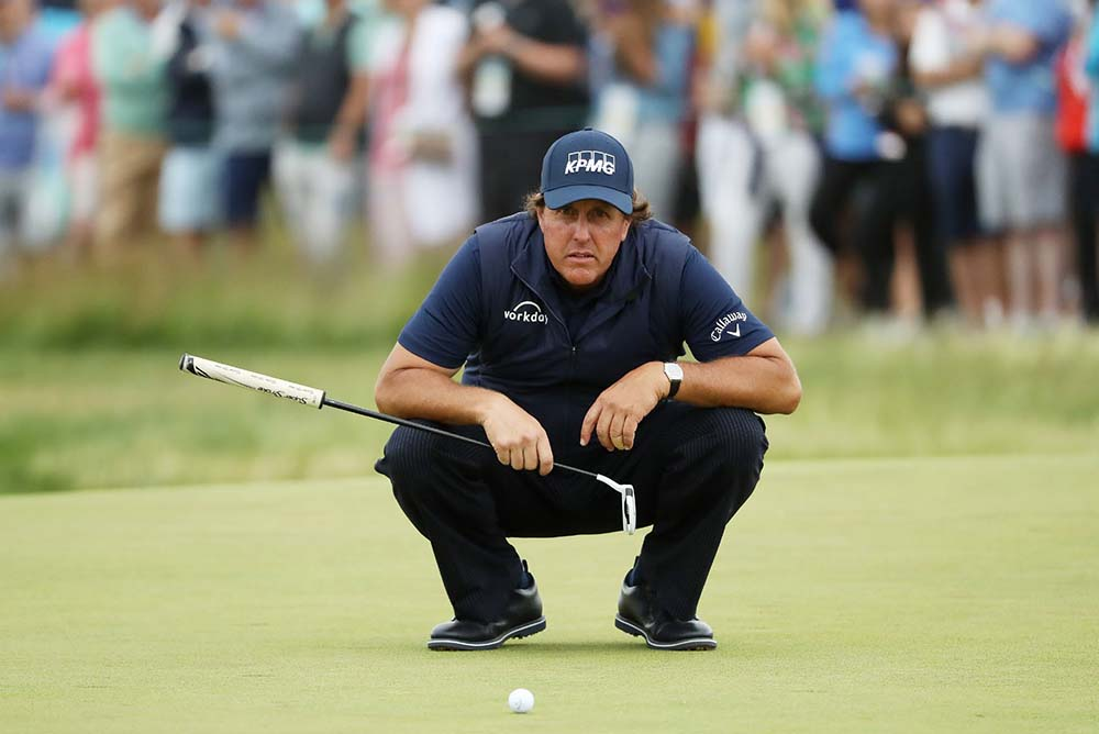Mickelson's 'putt-gate'