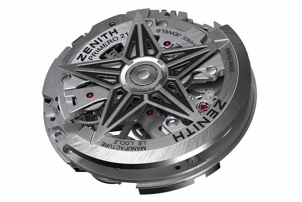 This new-generation two-barrelled El Primero