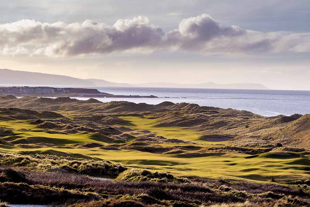 When it comes to Northern Ireland, the most obvious place to start must be Royal Portrush