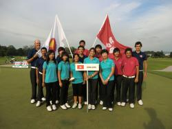 HK Team at the Putra Cup